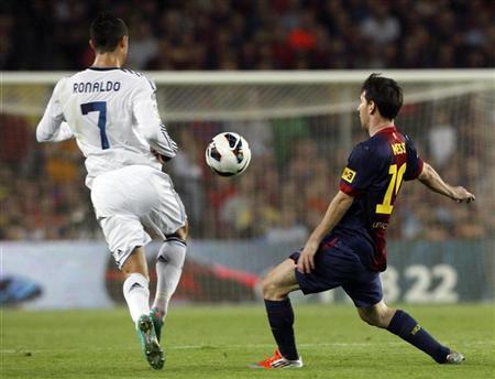 برشلونة يستضيف ريال في اول قمة بين عملاقي اسبانيا بالموسم المقبل